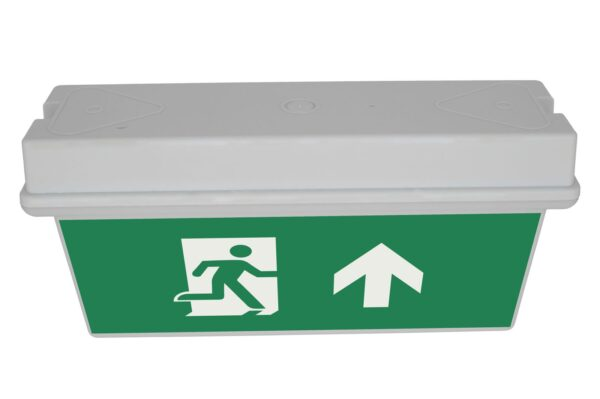 senso exit 0306 notausgangsbeleuchtung led ip65 piktogramm hoch